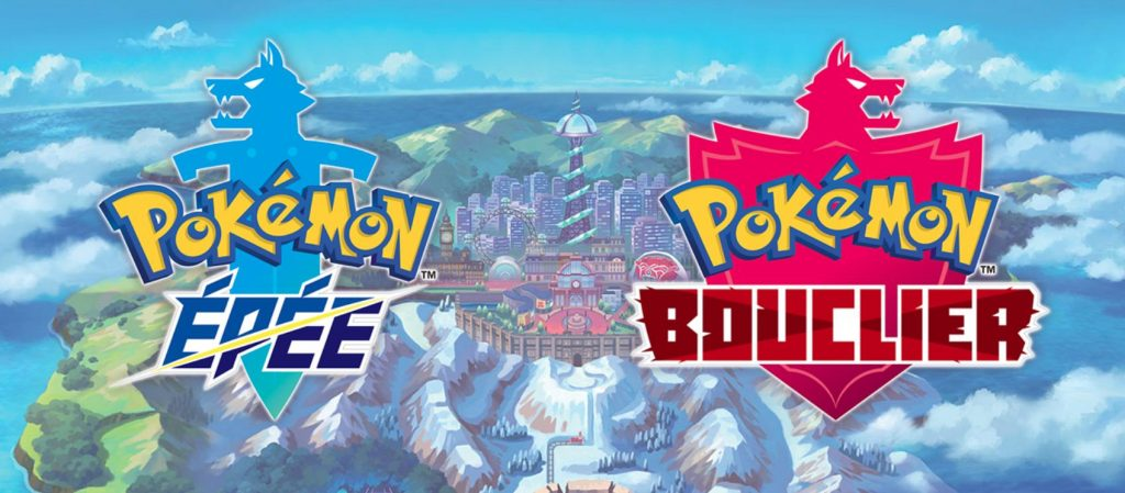 [NEWS] Pokemon Epée et Pokemon Bouclier