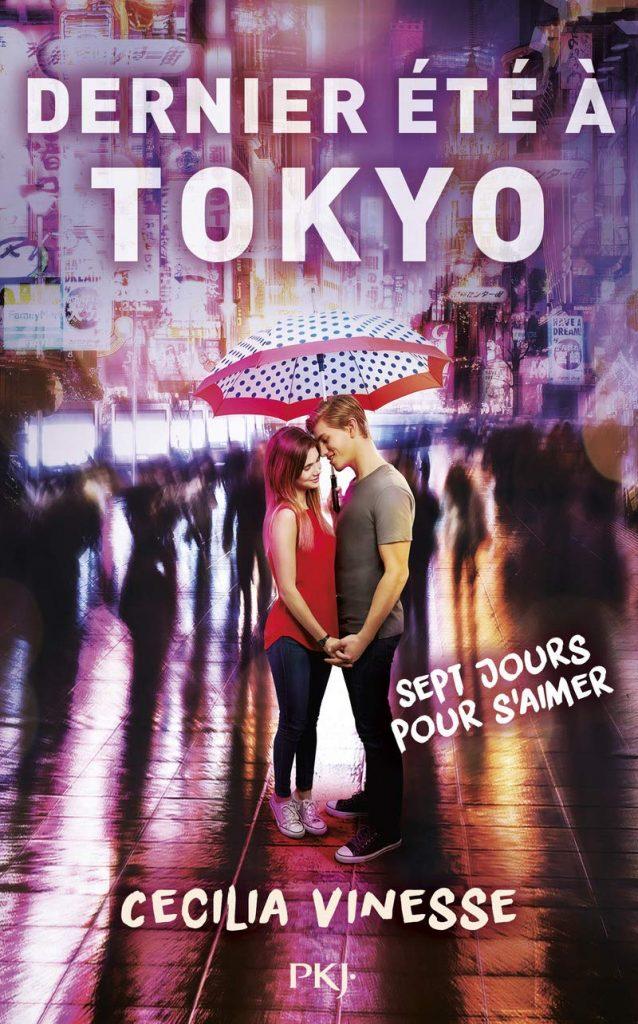 «Dernier été à Tôkyô» de Cecilia Vinesse