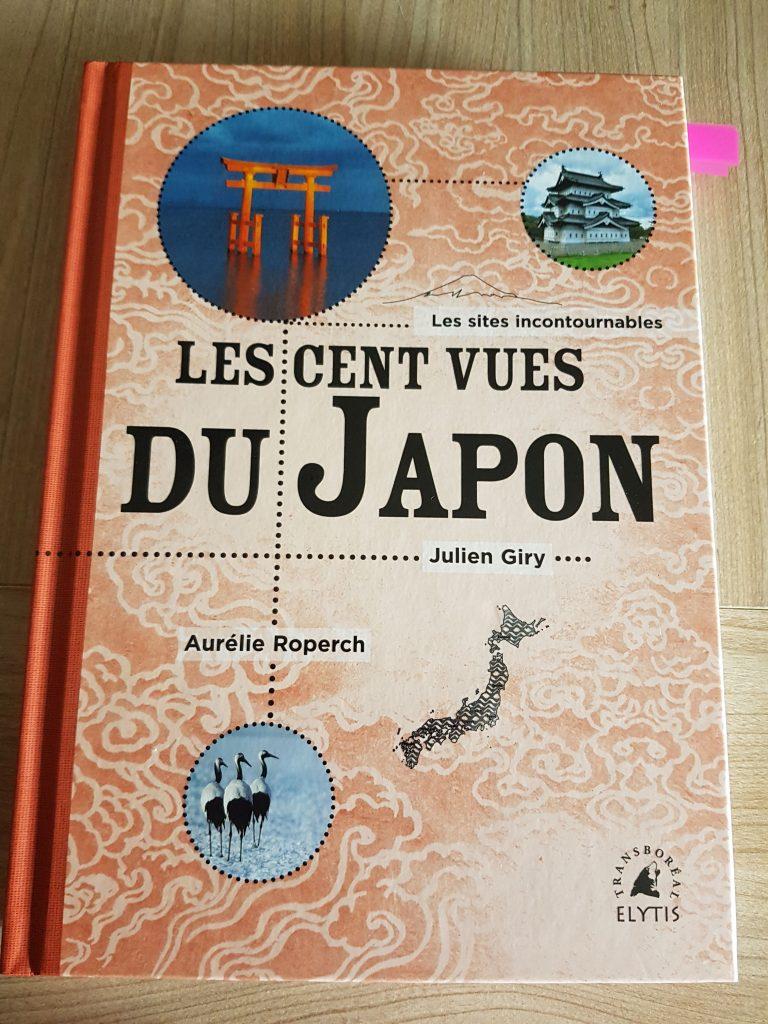 «Les cent vues du Japon» de Julien Giry et Aurélie Roperch