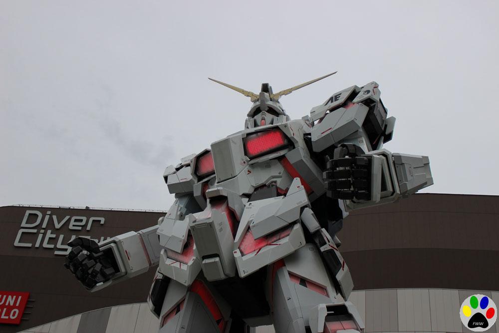 Voyage Japon : Horloge Miyazaki, Odaiba, Gundam, Ikebukuro et Pokémon Center