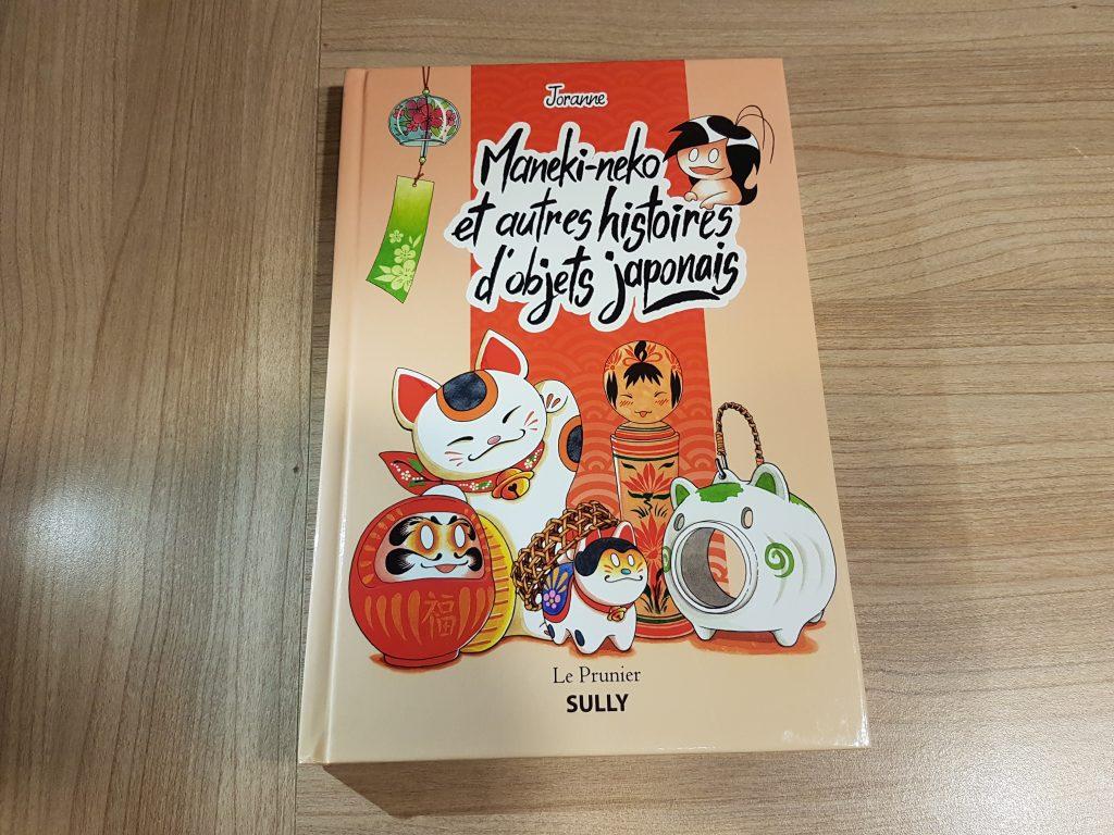 «Maneki-neko et autres histoires d'objets japonais» de Joranne