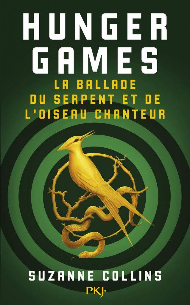 «Hunger games – La ballade du serpent et de l'oiseau chanteur» de Suzanne Collins