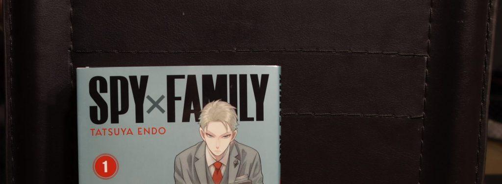 «Spy x Family – Tome 1» de Tatsuya Endo