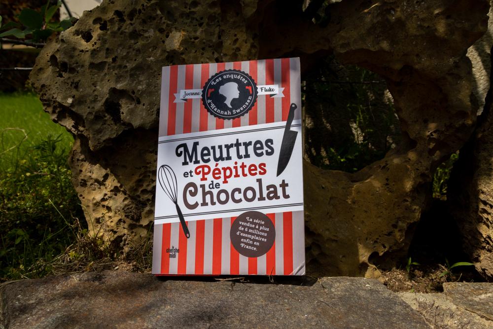 «Meurtres et pépites de chocolat» de Joanne Fluke